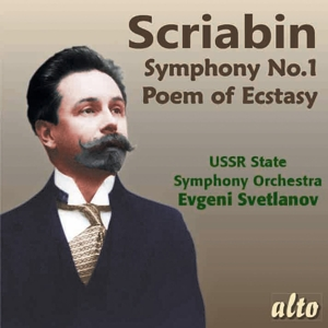 Scriabin: Symphony No. 1; Poem of Ecstasy | Dodax.co.uk
