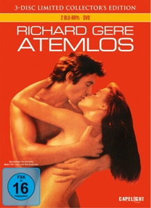 Atemlos, 3 Blu-ray (Limited Collector's Edition) | Dodax.ch