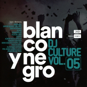 Blanco y Negro DJ Culture,Vol.5 | Dodax.com