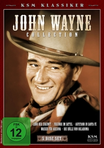 John Wayne Collection, 5 DVD | Dodax.de
