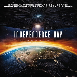 Independence Day: Resurgence [Original Motion Picture Soundtrack] | Dodax.at