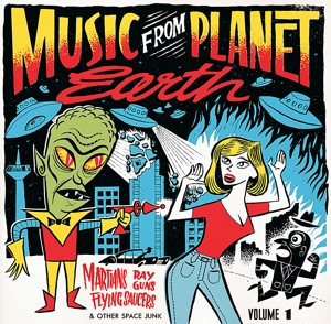 Music From Planet Earth 1 | Dodax.at