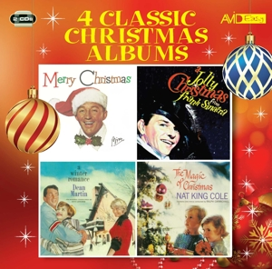 Four Classic Christmas Albums, 2 Audio-CDs | Dodax.at