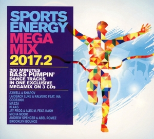 SPORTS ENERGY MEGAMIX 2017.2 | Dodax.nl