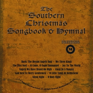 Southern Christmas Songbook & Hymnal   Dodax.co.uk