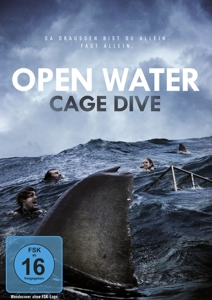 Open Water: Cage Dive, 1 DVD | Dodax.de