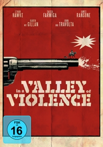 In A Valley of Violence, 1 DVD | Dodax.de