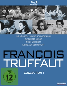 Francois Truffaut Collection, 4 Blu-rays. Tl.1 | Dodax.de