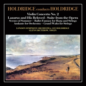 Holdridge Conducts Holdridge: Violin Concerto No. 2; Lazarus and His Beloved - Suite from the Opera | Dodax.ch