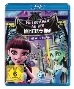 Monster High - Willkommen an der Monster High | Dodax.co.jp