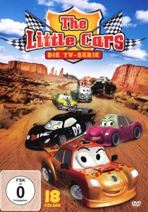 The Little Cars - Best Of, 1 DVD | Dodax.at