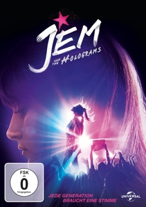 Jem and the Holograms | Dodax.co.jp