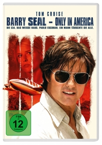 BARRY SEAL ONLY IN AMERICA DVD ST | Dodax.co.uk