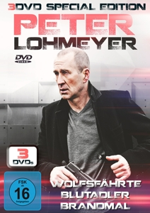Peter Lohmeyer - Special Edition, 3 DVDs | Dodax.com