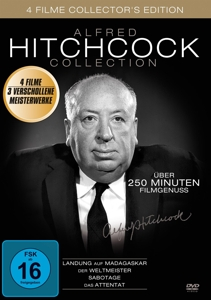 Alfred Hitchcock Collection 1 | Dodax.ch