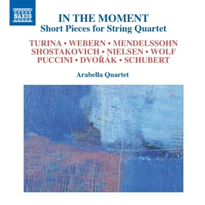 In the Moment: Short Pieces for String Quartet | Dodax.it