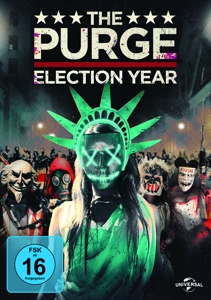 The Purge - Election Year, 1 DVD | Dodax.de