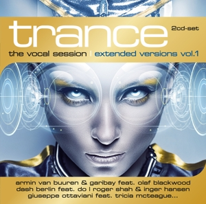 Trance: The Vocal Session-Extended Versions Vol. 1 | Dodax.es