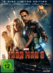 Iron Man 3 - 2 Disc Limited Steelbook | Dodax.com