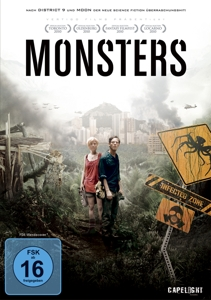 Monsters, 1 DVD | Dodax.fr