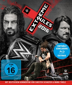 Extreme Rules 2016 | Dodax.es