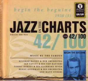 Jazz in the Charts, Vol. 42:  Begin the Beguine | Dodax.co.uk