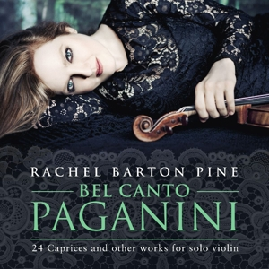 Bel Canto Paganini: 24 Caprices and other works for solo violin | Dodax.fr