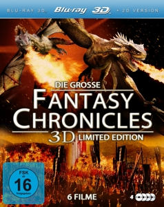 Die grosse Fantasy Chronicles 3D Limited Edition   Dodax.it