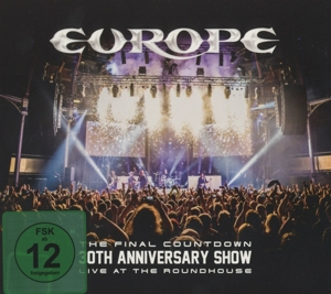 Final Countdown 30th Anniversary Show: Live at the Roundhouse [Video] | Dodax.es