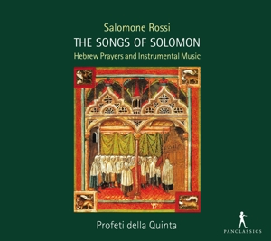Salomone Rossi: The Song of Solomon | Dodax.at