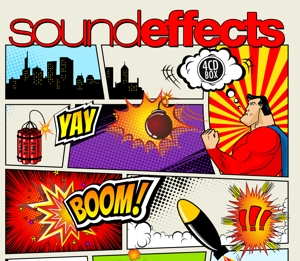 Soundeffekte - Sound Effects! | Dodax.co.uk