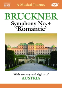 """Musical Journey: Bruckner: Symphony No. 4 """"Romantic"""" - With Scenery and Sights of Austria:   Dodax.co.jp"""