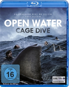 Open Water: Cage Dive, 1 Blu-ray | Dodax.de
