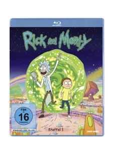 Rick and Morty-Staffel 1 | Dodax.it