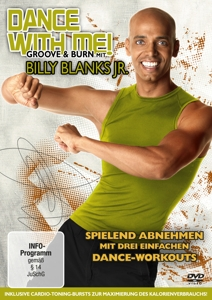 Dance with Me - Groove & Burn mit Billy Blanks Jr., 1 DVD | Dodax.ch