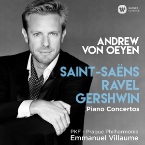 Saint-Saëns, Ravel, Gershwin: Piano Concertos | Dodax.at