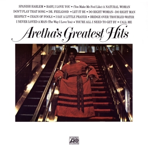 Aretha's Greatest Hits | Dodax.es
