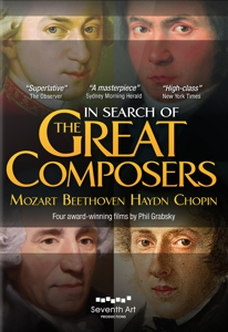 In Search of The Great Composers | Dodax.ch
