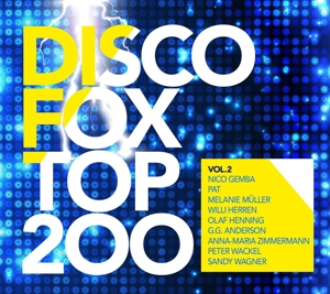 DISCOFOX TOP 200 VOL.2 | Dodax.es