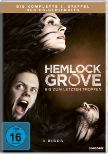 Hemlock Grove, 3 DVD. Staffel.3 | Dodax.at