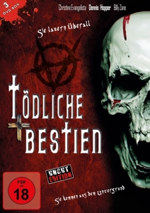 Tödliche Bestien-Uncut Box-Edition (3 DVDS) | Dodax.at