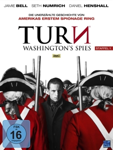 Turn - Washington's Spies - 1. Staffel | Dodax.co.uk