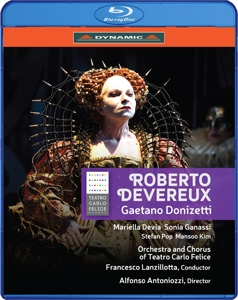 Gaetano Donizetti: Roberto Devereux [Video] | Dodax.at