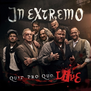 Quid Pro Quo - Live, 2 Audio-CDs (Limited Digipack Edition) | Dodax.at