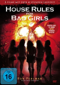 House Rules For Bad Girls (3 Filme Edition) | Dodax.fr