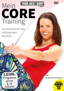 Mein Core Training, 1 DVD + 1 Audio-CD | Dodax.ch