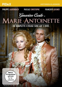 Marie Antoinette, 2 DVD | Dodax.at