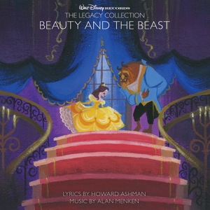 Walt Disney Records Legacy Collection: Beauty and the Beast | Dodax.co.uk