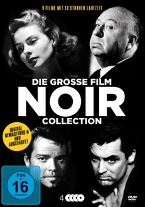 Die grosse Film Noir Collection | Dodax.ch