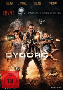 Cyborg X (DVD) | Dodax.co.uk